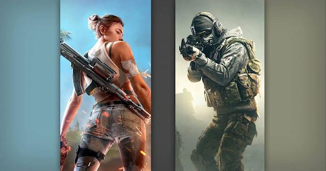Free Fire vs COD Mobile: Düşük kaliteli Android cihazlar için hangi oyun daha iyidir?