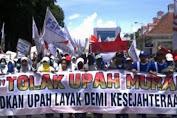Buruh Tetap Mogok Kerja Nasional Meskipun UU Cipta Kerja Telah Disahkan