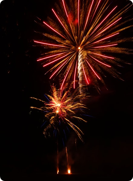 Wistaston Fireworks Display (2)
