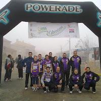 2ª Carrera Liga Cross de Cabrerizos 2011/12