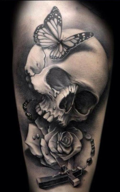 3d_caveira_e_a_cruz_coxa_tatuagem