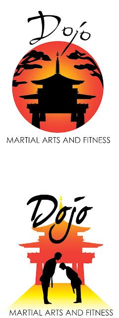 Dojo MAAF logo concepts