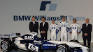BMW Williams FW27 launch