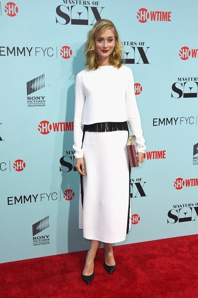 Caitlin Fitzgerald Screening Showtime Sony