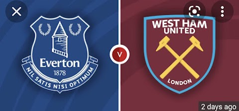 Live Stream : Everton vs Westham - EPL 2021