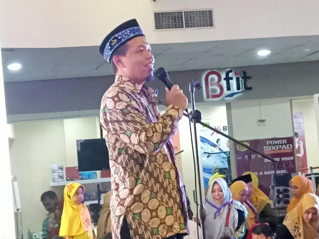 SDIT THARIQ BIN ZIYAD GELAR ISLAMIC EXHIBITION 2018