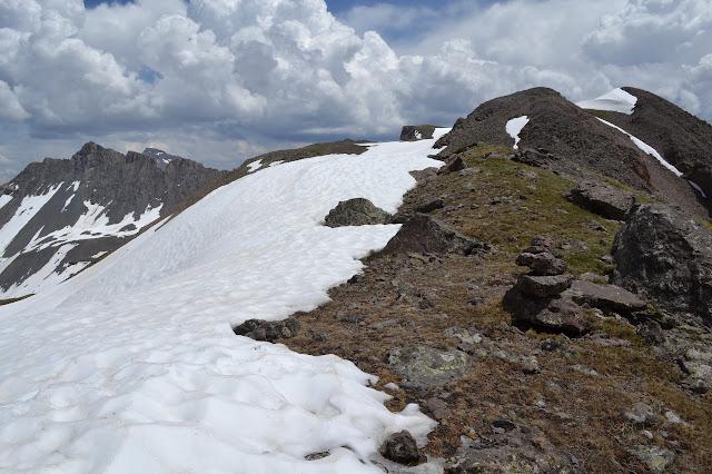 Coxcomb Pass