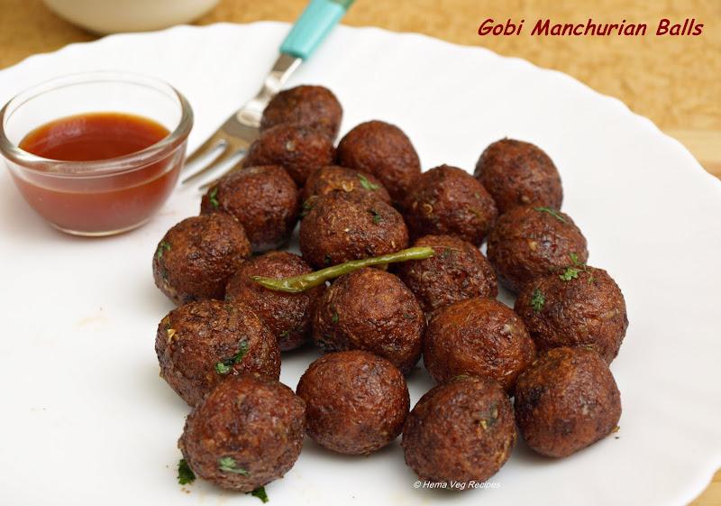 Gobi Manchurian Balls