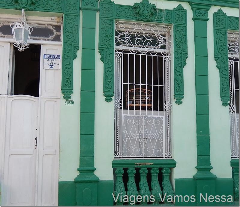 Casa colonial em Trinidad, Cuba
