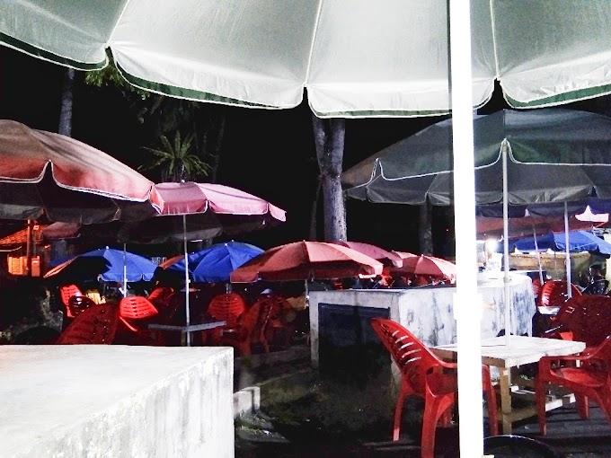 Menjajal wisata kuliner malam dilapangan Setia Negara Curup Rejang Lebong