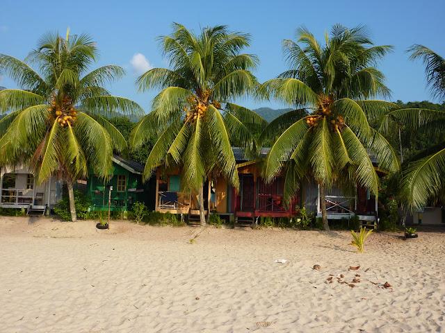 Blog de voyage-en-famille : Voyages en famille, Tioman, plage ou plage ?