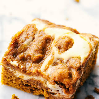 Pumpkin Bars With Canned Pumpkin Recipes.