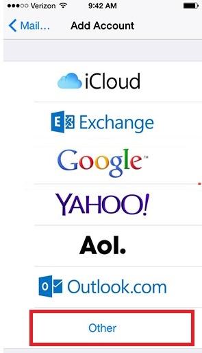 Hình 4 - Hướng dẫn đồng bộ danh bạ trên IPhone lên Gmail