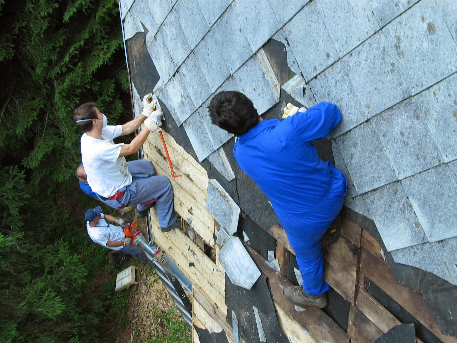 Delovna akcija - Streha, Črni dol 2006 - streha%2B043.jpg