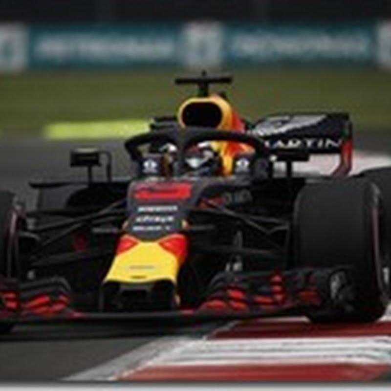 GP del Messico: Ricciardo in pole