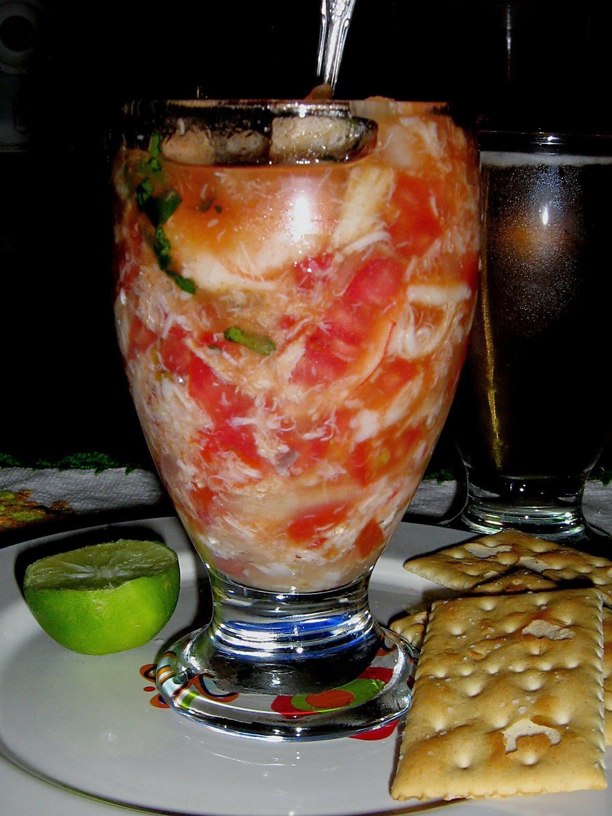 Pescados y mariscos cocina casera mexicana p gina 7 - Coctel de marisco ingredientes ...