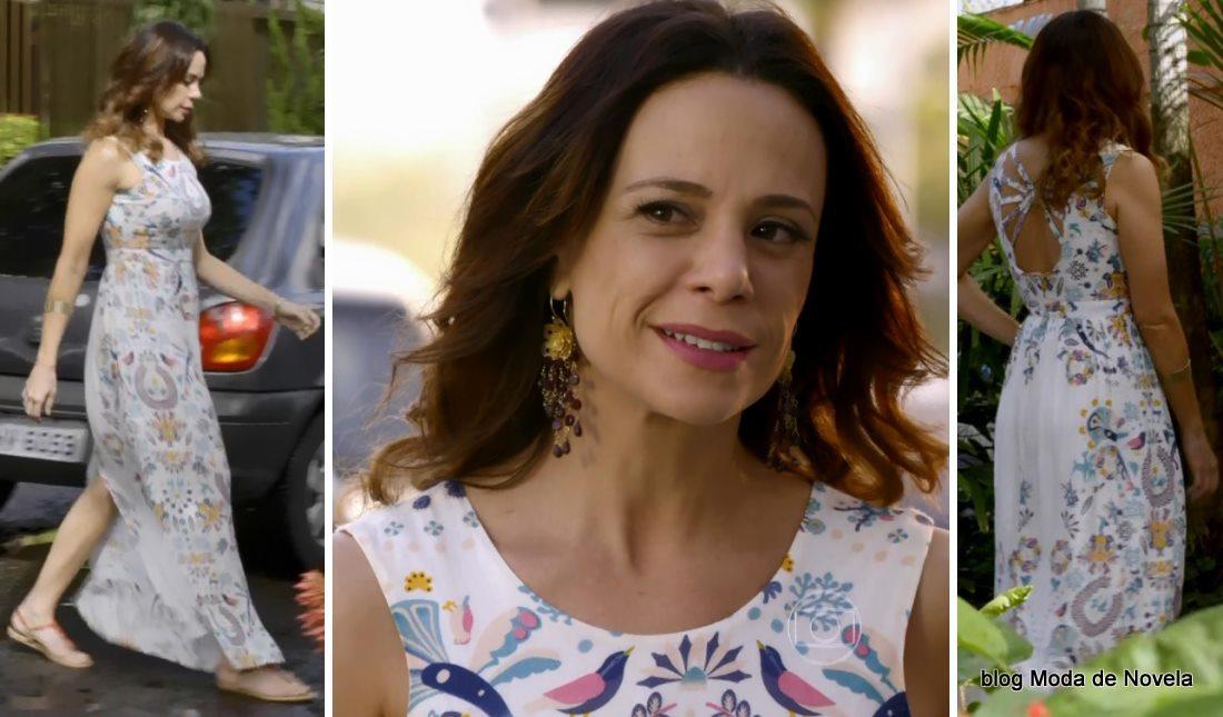 moda da novela Em Família - look da Juliana dia 16 de maio