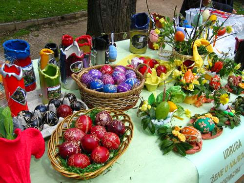 Pagan Easter Breakfast And The Origin Of Easter Things