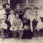 William Edward Gleaves family Son of William Carroll and Delilah Baker Gleaves