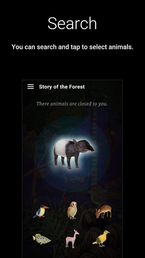 Story of the Forest- screenshot