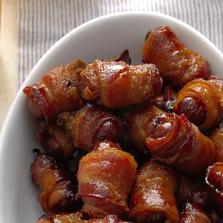 Smoky Bacon Wraps.