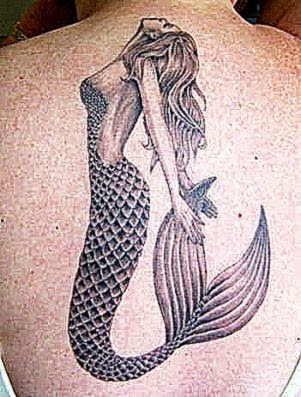 50 Fascinating Mermaid Tattoos photo We39ve Got You Covered39s
