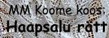 KK Haapsalu rätt
