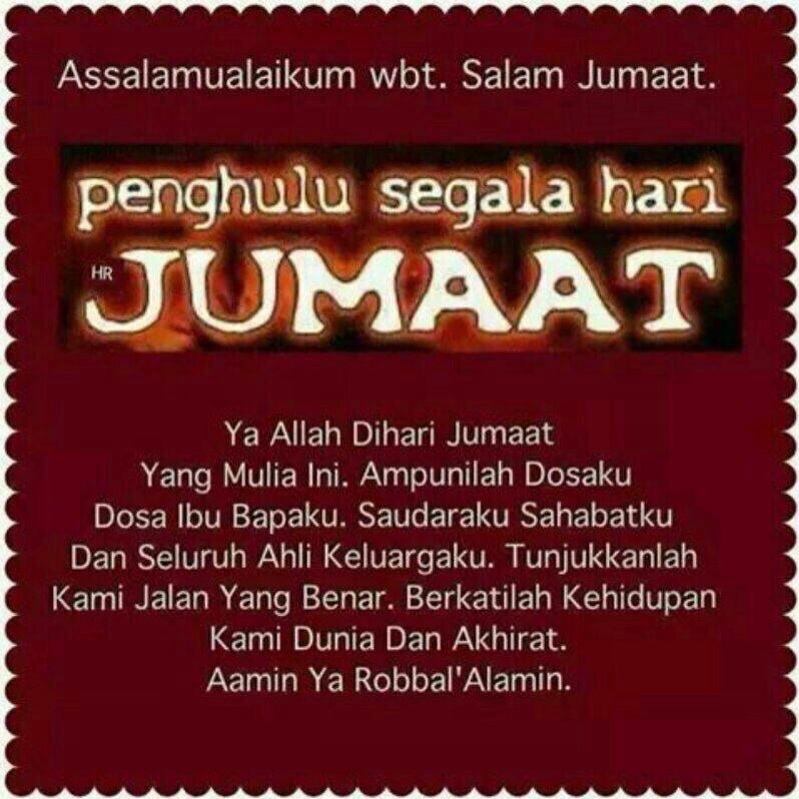 Salam 15 Syawal....