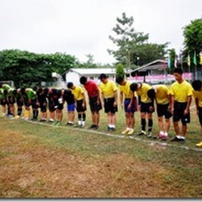 การแข่งขันกีฬาภายในวันแรก