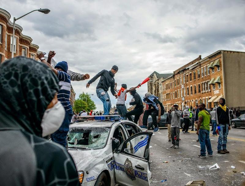 Tony's Kansas City: Kansas City Crime Expert: Baltimore Deadly ...