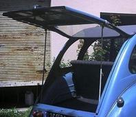 Citroën 2 CV hayon ENAC
