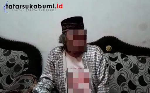 Dugaan Kejahatan Asusila Bocah Dibawah Umur Oleh Kakek 70 Tahun di Sukabumi