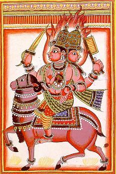 Agni, Gods And Goddesses 6