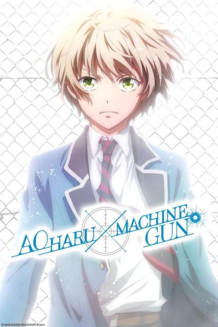 Aoharu x Machinegun