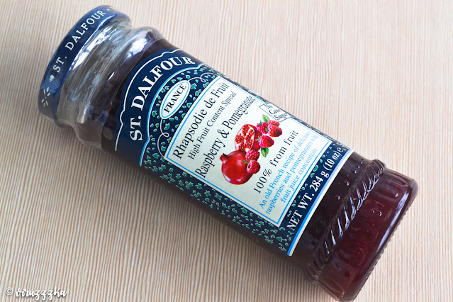 St. Dalfour Deluxe Red Raspberry & Pomegranate Spread