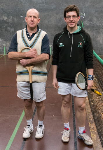 Andrew Petrie & James Thomas