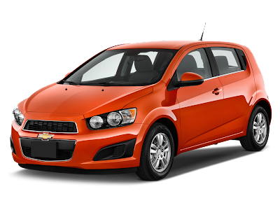 2012 Chevy Sonic LS Hatchback