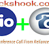 How To Make Free Conference Call Using Reliance Jio Sim - Free Group Call For India
