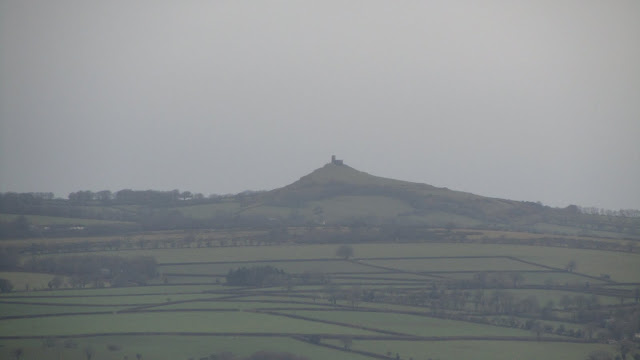 Brentor in the distance