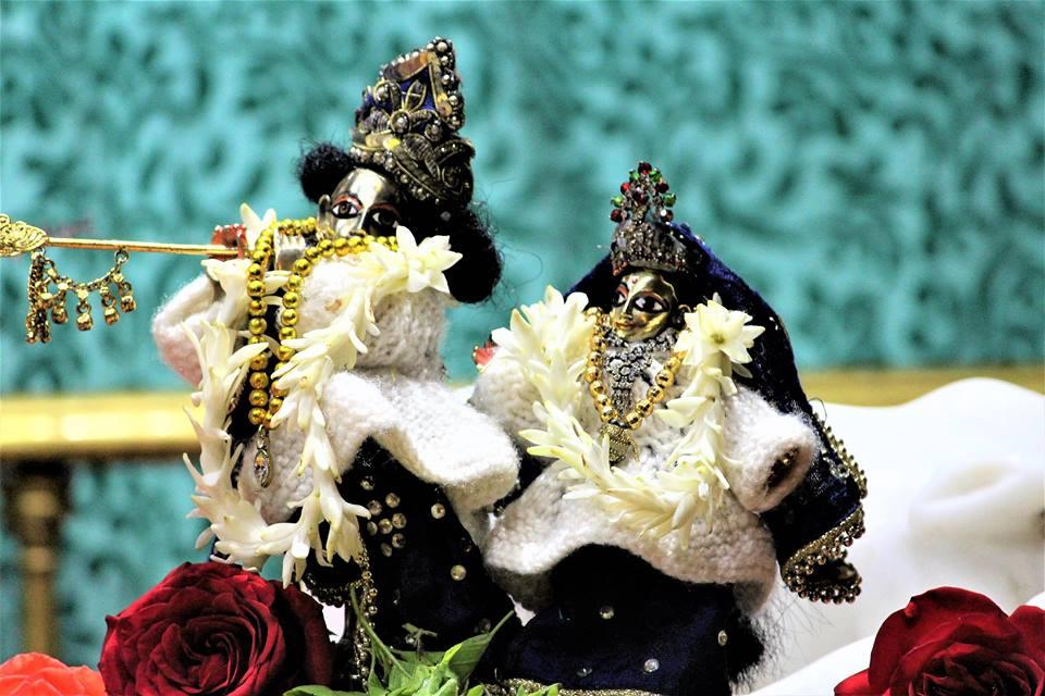 ISKCON Punjabi Bagh Deity Darshan 06 Jan 2017 (7)