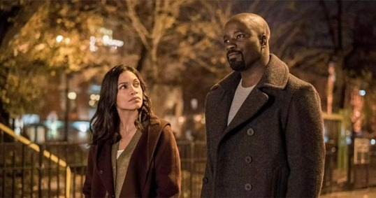 Luke e Claire - Luke Cage - 1ª temporada