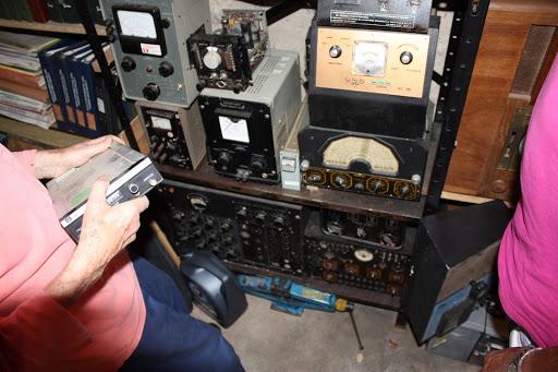 Een module uit een frequentieteller.