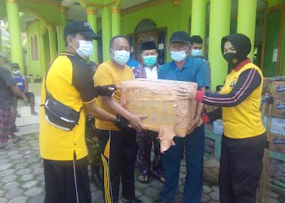 Muspika Tambun Utara Gelar Jumsih di 8 Desa