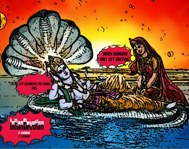 Hari, Narayan, Vishnu, Laxmi, Shree, Sesh Naag,Palanhaar, Samundra, Krishna hari, Ram