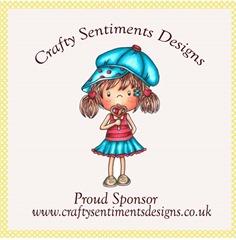Crafty Sentiments Designs logo