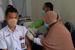 Gencarkan Vaksinasi, Polres Lumajang Datangkan 10.000 Dosis
