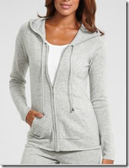 Figleaves Cashmere Hoodie