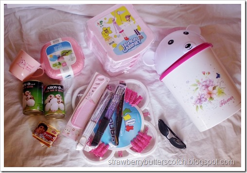 Cute Pink Shopping Haul
