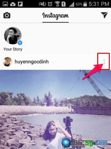 Hướng dẫn tải ảnh Instagram trực tiếp trên điện thoại Android + Hình 7