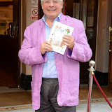 WWW.ENTSIMAGES.COM -       Christopher Biggins arriving at          FORBIDDEN BROADWAY - Press Night at Vaudeville Theatre London September 15th 2014Phillip George directs return of Gerard Akessandrini's comedy revue which, when it was first performed in New York, poked fun at a range of Broadway stars including Whoopi Goldberg and Elaine Paige.                                             Photo Mobis Photos/OIC 0203 174 1069